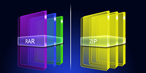 Zip (File Format) Zip and Rar